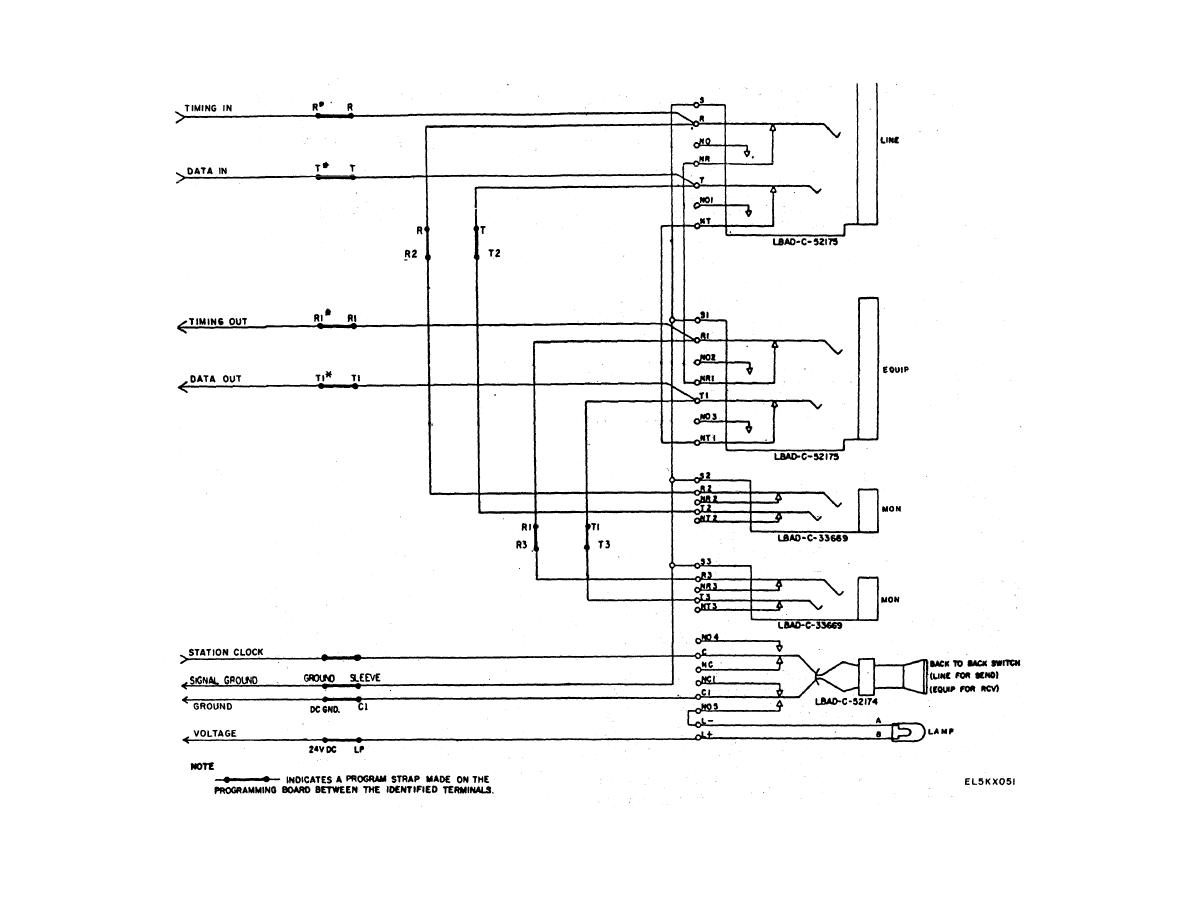 figure 2 red receive circuit  schematic diagram