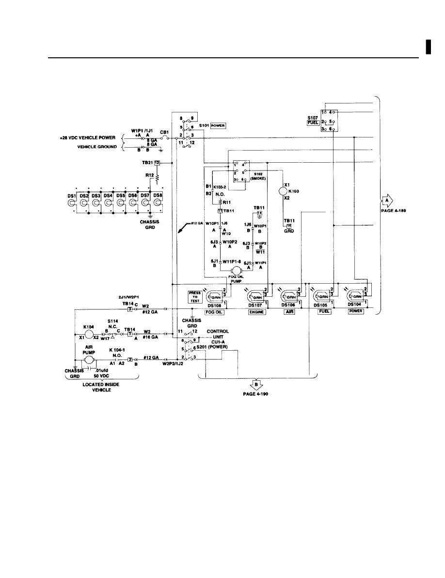 Smoke Generator Schematic