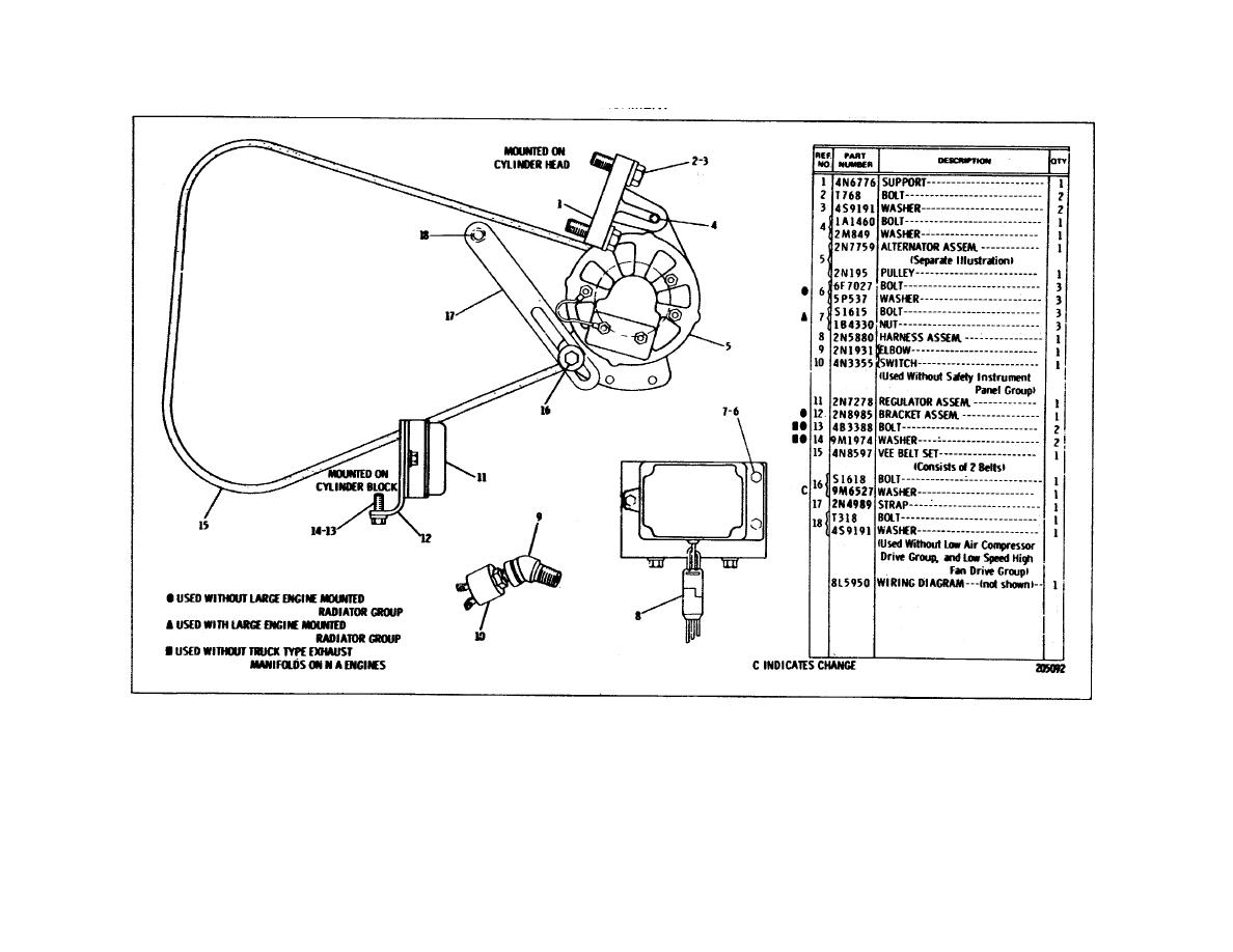caterpillar 3208 parts manual
